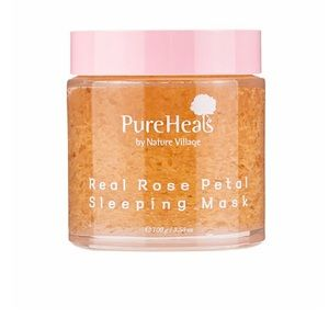 Pureheals Rose Petal Sleeping Mask